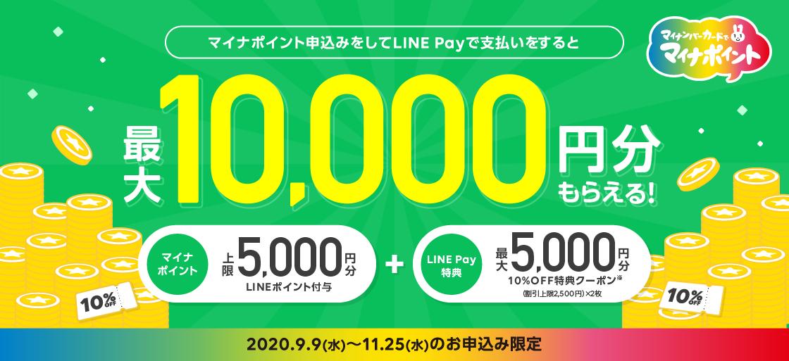 linepayキャンペーン